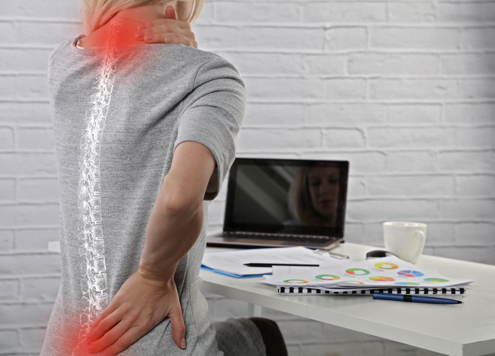 Easy Ways to Improve Your Posture at Home or at Work - Levi Chiropractic